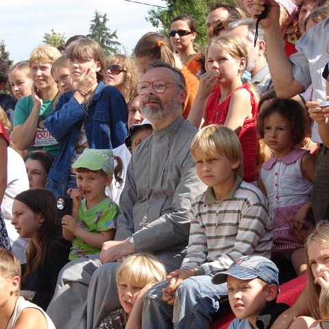 Летний детско-юношеский собор-лагерь.