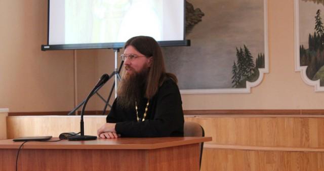"""В Белгородской семинарии состоялся миссионерский семинар """"Современная православная миссия в Индии"""""""