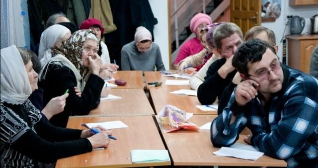 Богословские курсы в Искитиме