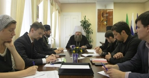 Состоялось заседание Коллегии Отдела религиозного образования и катехизации РПЦ