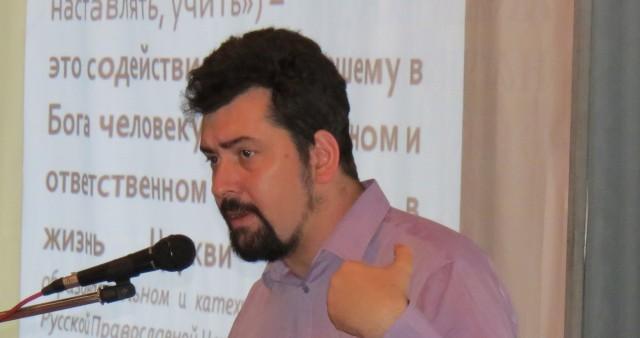 Антон Ракушин: Важно, чтобы содержание наставления детей и взрослых в вере было неразрывно связано с их жизненным опытом