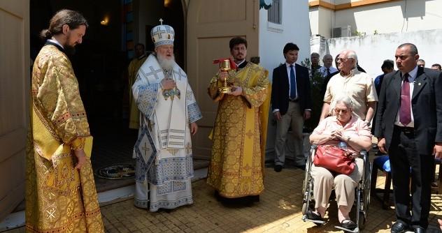 Группа католиков в Аргентине решила принять православие под влиянием проповеди патриарха Кирилла