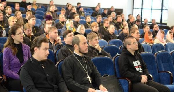 В стенах Минской духовной академии прошел первый съезд миссионеров Белорусской Православной Церкви