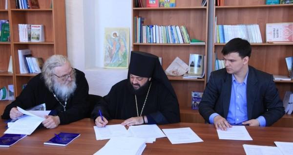 Состоялось заседание редакционного совета по изданию «Настольной книги катехизатора»