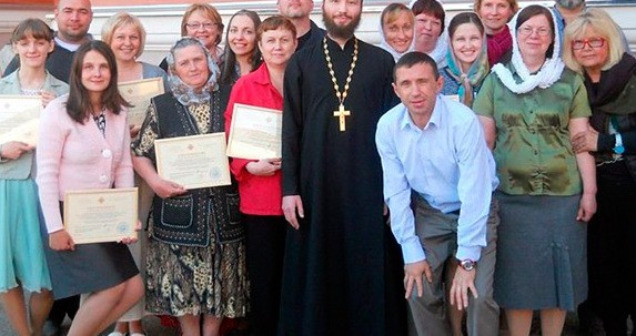 Шестой выпуск катехизаторских курсов: достойная база за два года обучения