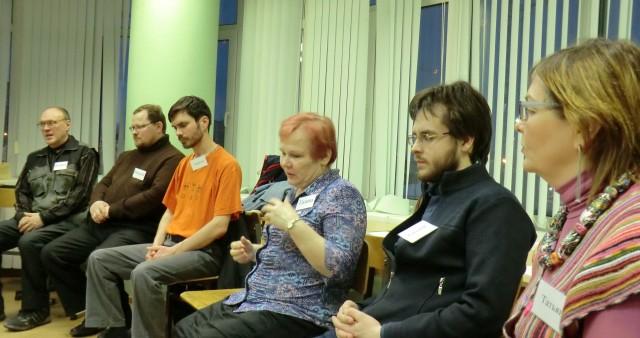 Активные методы работы с аудиторией изучают приходские катехизаторы Екатеринбурга