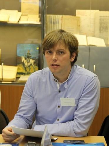 Сергей Бурлака