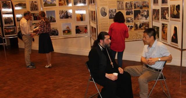 Русская церковь открыла в Гонконге выставку о православии в Китае