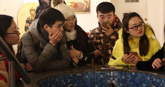 Студентам из Китая - о Православии