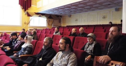 Состоялось собрание помощников благочинных по образованию и приходских катехизаторов Нижегородской епархии