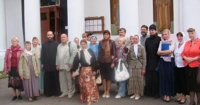 Цель религиозного образования и катехизации - строительство Церкви