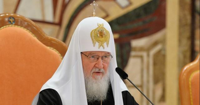 Святейший Патриарх Кирилл рассказал членам Архиерейского Собора о ходе работы по созданию Катехизиса Русской Православной Церкви