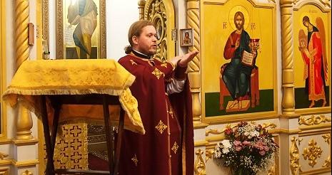 В Губкине впервые прошла Божественная Литургия на жестовом языке