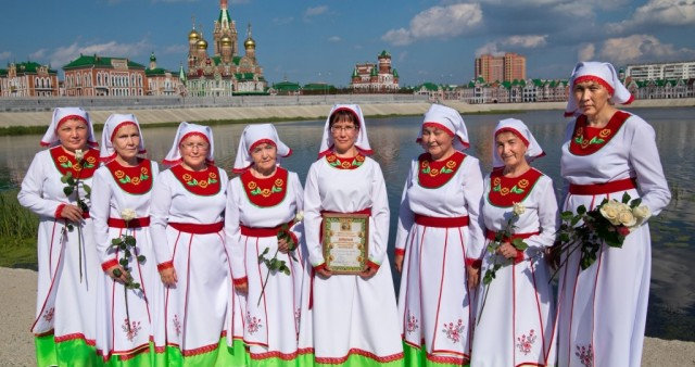 Фестиваль миссионерских хоров прошел в Йошкар-Оле