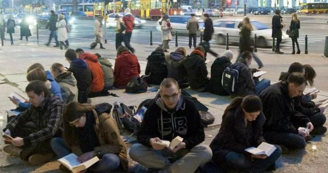 """""""Библинг"""" набирает популярность в Польше"""