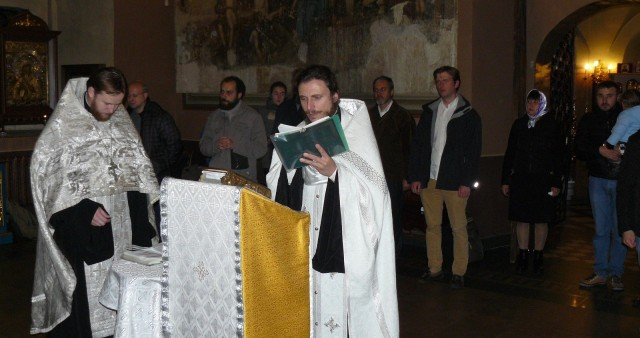Молебен о миссии и миссионерах прошел в Москве