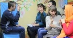 Студенты Киевской духовной семинарии будут преподавать в воскресной школе для глухих детей