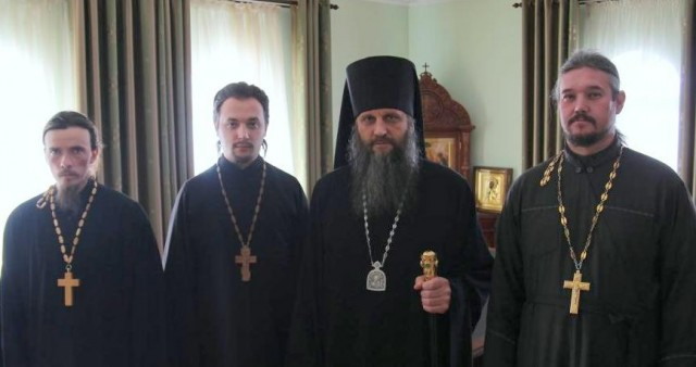 Миссионеры-белгородцы на Камчатке