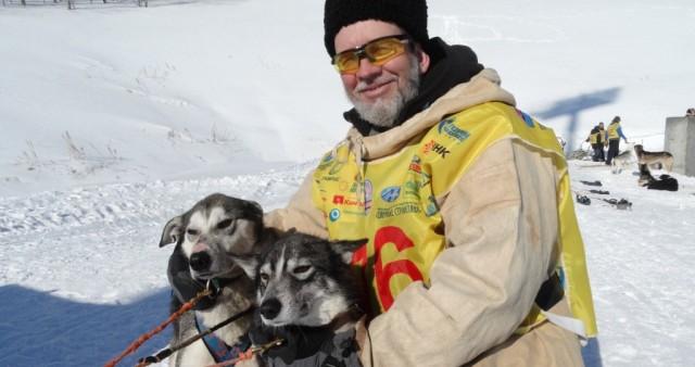 Миссия на собачьих упряжках