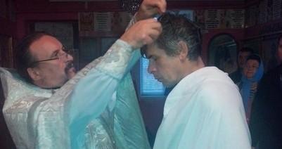 Крещальная литургия была совершена в Ейской епархии