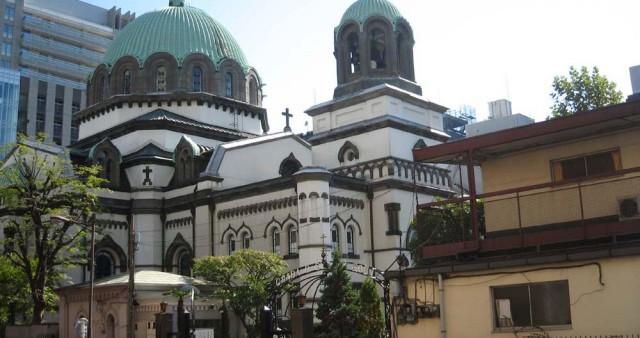 Цветущая ветка сакуры. История Православной Церкви в Японии