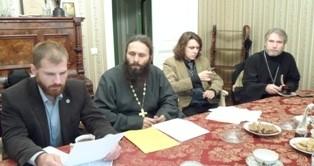 Состоялось заседание Миссионерской комиссии при Епархиальном совете г. Москвы