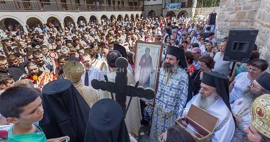 В Албании прошли торжества, посвященные 300-летию со дня рождения св. Космы Этолийского