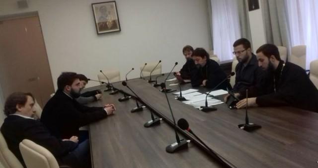 20 сентября состоялось заседание Межведомственной комиссии при Учебном комитете