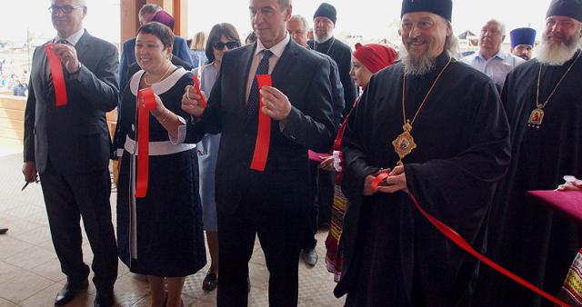 В Иркутской области прошли торжества по случаю 220-летия со дня рождения святителя Иннокентия (Вениаминова) и 40-летия его канонизации