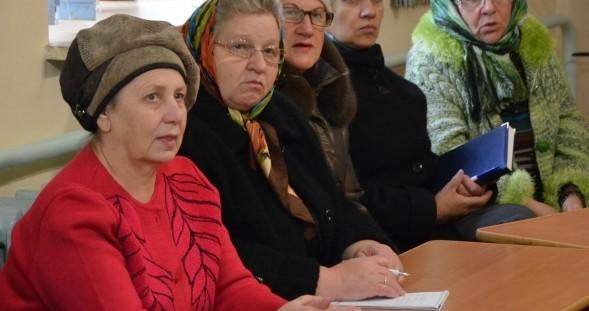 «Сокровенный мир православия»: диалог Церкви и пожилых людей