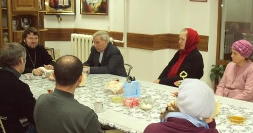 В храме в честь иконы Божией Матери «Умиление» г. Чистополь проводятся катехизаторские беседы