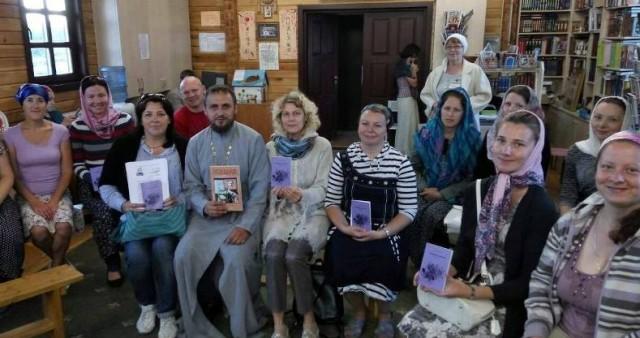 На приходах Белорусского экзархата прошли вечера современной белорусской литературы