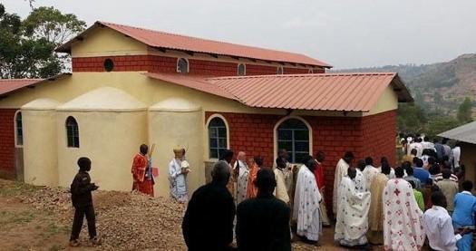 В Кении освящен первый на Африканском континенте православный храм в честь св. Германа Аляскинского