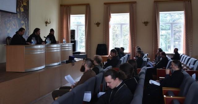 Состоялось совещание руководителей миссионерских отделов епархий Центрального федерального округа