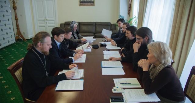 Экспертный совет Синодального ОРОиК и Издательский совет готовят новые формы сотрудничества