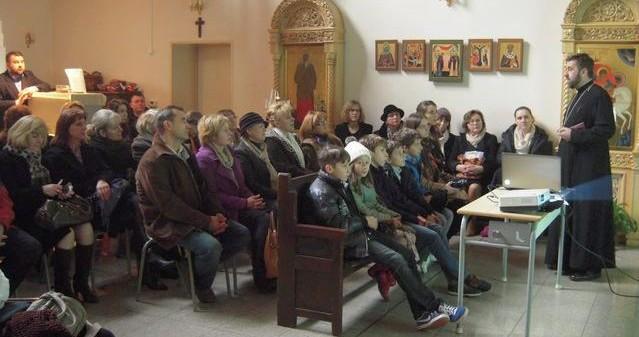На Богословско-катехизаторских курсах в Брюсселе прочитан курс по литургике на польском языке