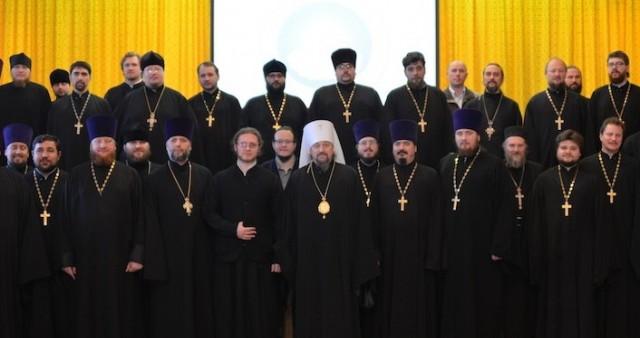 В Казани прошел съезд руководителей миссионерских отделов 40 епархий, расположенных на территории Приволжского федерального округа