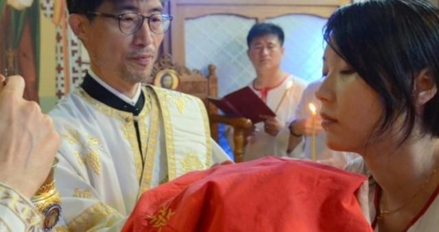 Православная церковь в Корее увеличивается и получает признание руководства страны