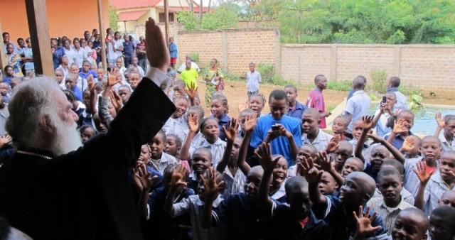 В епархии Александрийского Патриархата в Конго состоялось массовое крещение
