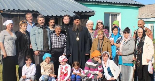 Миссионерская поездка на Камчатку