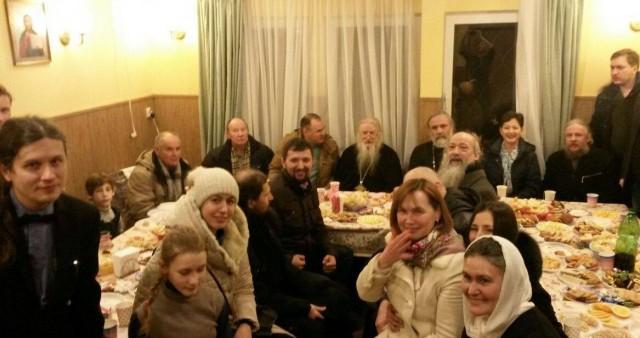 25 января в храме апостола Фомы на Кантемировской прошел круглый стол, посвященный вопросам истории и миссии среди православных татар, крещенов, кряшенов, нагайбаков