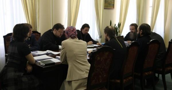 Состоялось второе заседание межведомственной рабочей группы по открытию образовательных центров Русской Православной Церкви