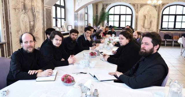 Прошло собрание миссионеров и катехизаторов Западного викариатства г. Москвы