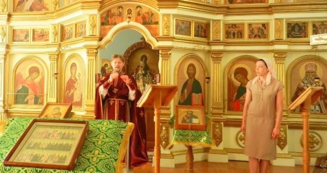 В Белгороде совершена Божественная литургия для глухих