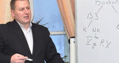 Библейские встречи начались во Всехсвятском храме г. Кирово-Чепецка
