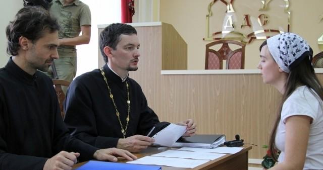 Состоялся набор слушателей Богословско-катехизаторских курсов при Донской духовной семинарии