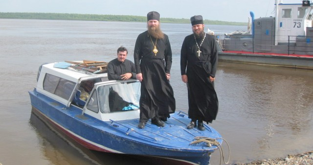 Епископ Силуан совершил миссионерскую поездку в труднодоступные населенные пункты епархии