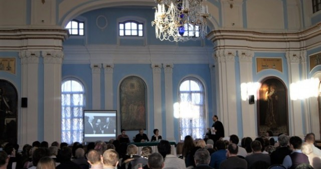 В ОРОиК Санкт-Петербургской епархии прошла конференция в память о митрополите Антонии Сурожском