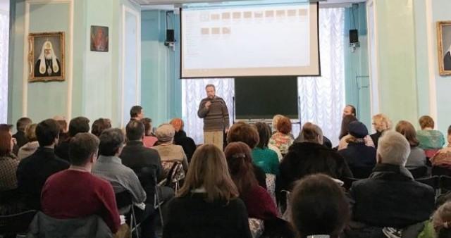 В Санкт-Петербурге состоялась презентация пособия для катехизаторов «Садовник»