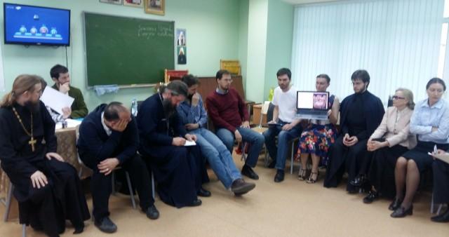 Аттестация приходских катехизаторов в Екатеринбургской епархии